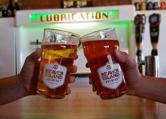 Beaver Island Brewing Company
