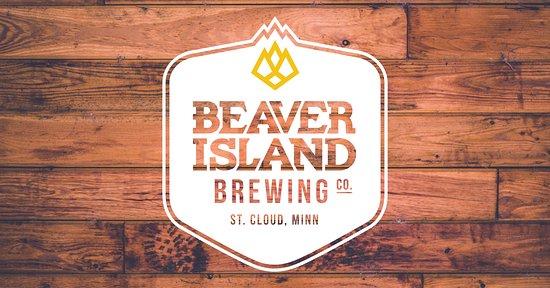 Saint Cloud, MN: Beaver Island Logo
