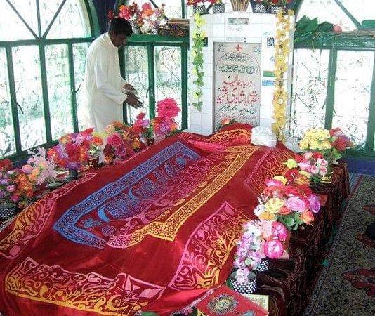 Azad Kashmir, Pakistan: Mazar Baba Shadi Shaheed
