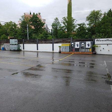 Nanikon, שוויץ: Alle Arbeiten abgeschlossen. Von jetzt an bis zum 17.6.2019 bleibt die WowaRep wegen Betriebsferien geschlossen.  Wir wünschen schöne Feiertage.