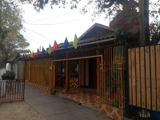 El Monte, Chile: Restaurant La Ramada