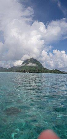 Bora Bora, Polinesia Francesa: 😍