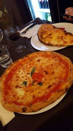 Pizza excellente à 5 euros !!