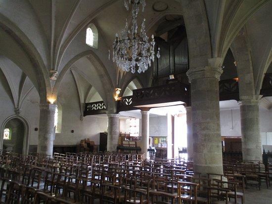 Collegiale Saint Ythier