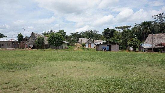 Pishcota Produccion: Centro Poblado Agua Dulce.