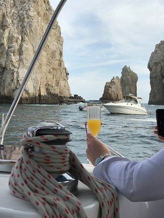 Los Cabos Luxury Sunset Sail: Being at sea invokes a thousand dreams.