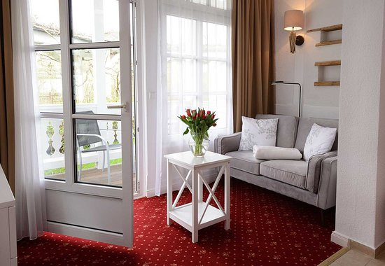 Villa Granitz: Doppelzimmer Deluxe barrierefrei