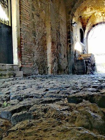 Portico antico