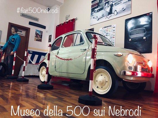 Museo della 500 sui Nebrodi