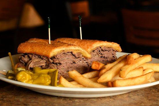 Enrico's Italian Dining: Italian Beef Sandwich