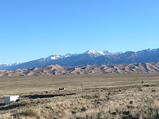 Great Sand Dunes Oasis