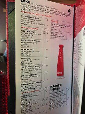 05-29-19 Sake menu