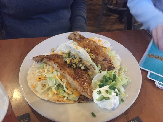 Fort Mitchell, KY: Fish Tacos