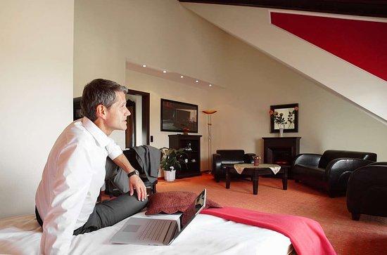 Hetzel Hotel Stuttgart Wangen Zimmer Studio