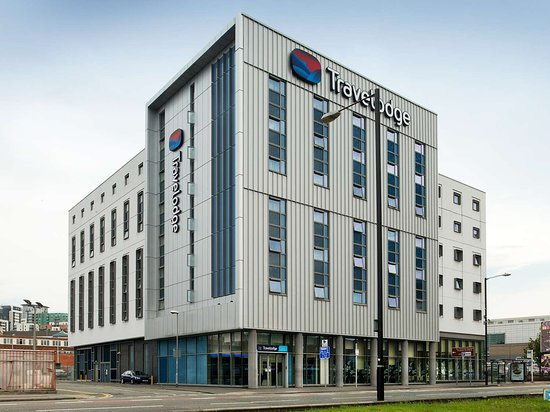 No Left Luggage! - Review of Travelodge Manchester Central Arena