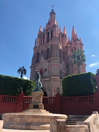 Un poco de San Miguel de Allende