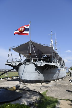 H.T.M.S. Mae Klong, Royal Navy Museum