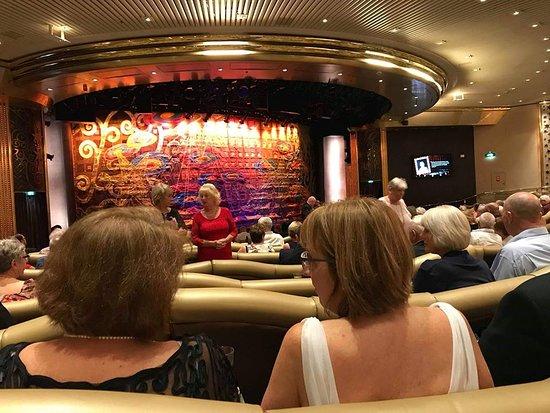 Marella Discovery 2: Main theatre 