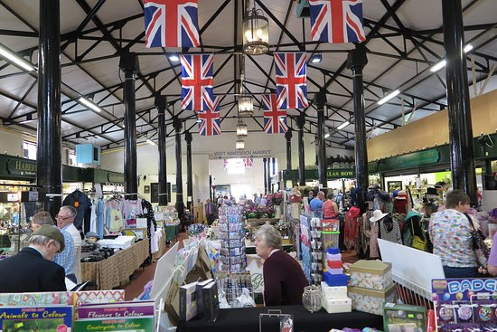 Nantwich Indoor Markets