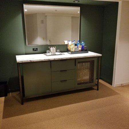 our minibar