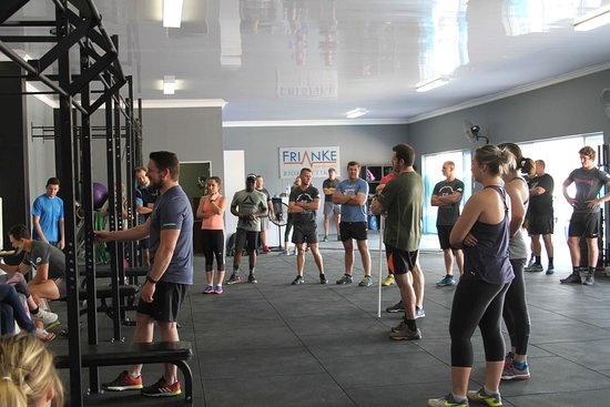 CrossFit Potchefstroom