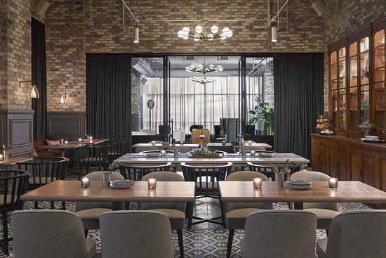 Hotel Zachary, Chicago, A Tribute Portfolio Hotel: Restaurant
