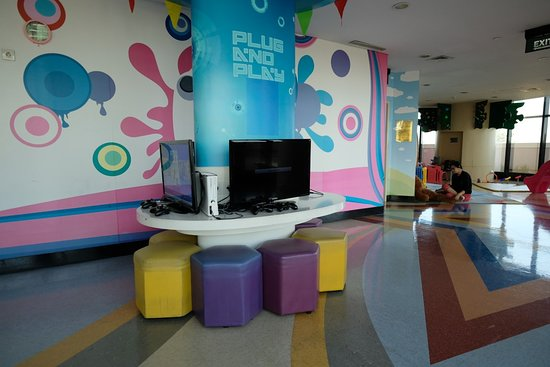my kind of play area