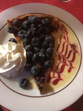Les Gros Manaux: La tarte aux myrtilles