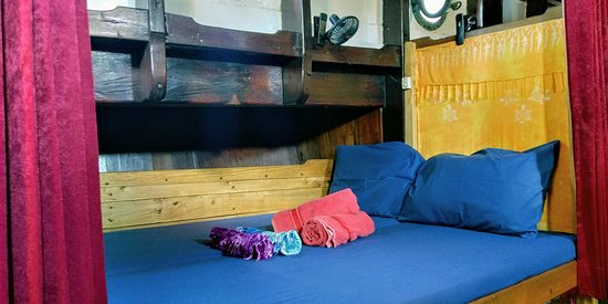Bali Shanti Cruises: couchage 2 places