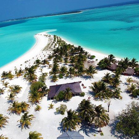 Sun Island Resort and Spa: Island tip