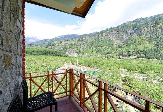 Balcony - Picture of OYO 14423 Burua Valley Retreat - Tripadvisor