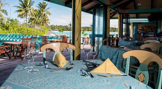 Sun Island Resort and Spa: Al Pontile - Italian restaurant
