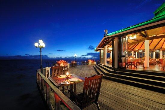 Sun Island Resort and Spa: Sun Star - Thai restaurant