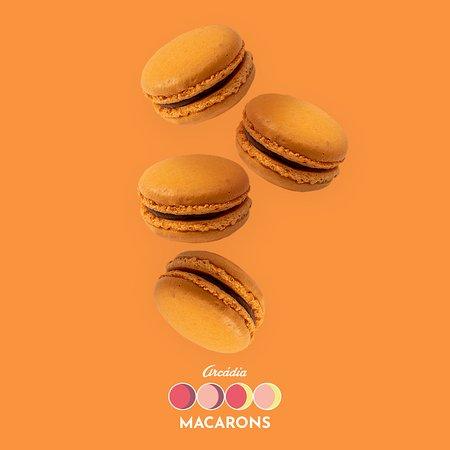 Macarons de Laranja