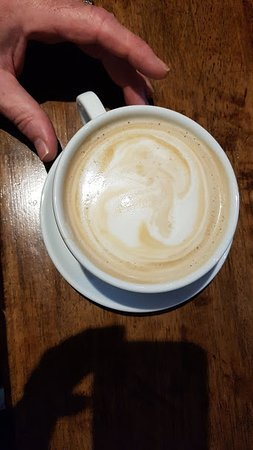 Try their Latte, so good....