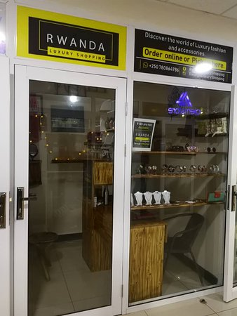 Rwanda Luxury Shopping