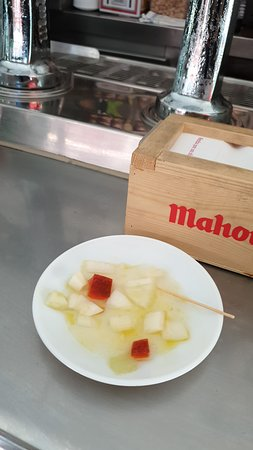 aperitivo, ensalada campera
