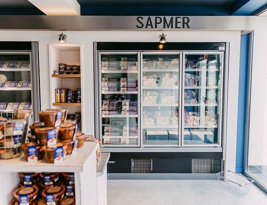 Les Comptoirs SAPMER