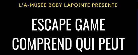 Escape Game Comprend Qui Peut