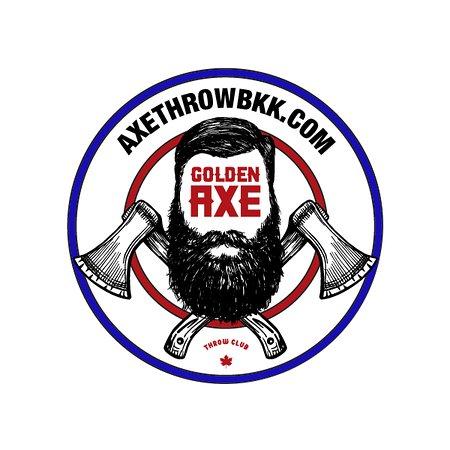 Golden Axe Throw Club