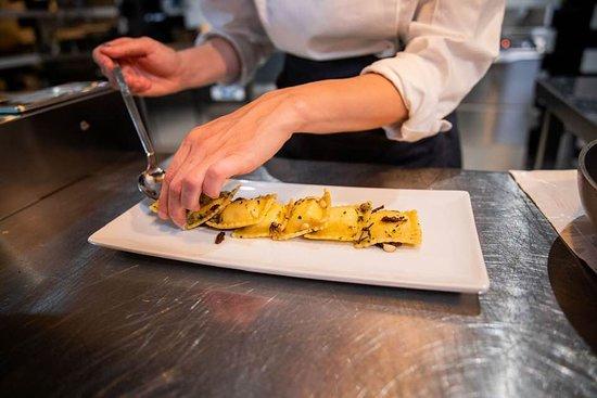 Akademia - Open Kitchen Restaurant: primi