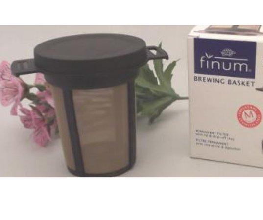 😍Lo mejor en filtros permanentes👌:http://cort.as/-ItXH Los filtros permanentes Finum® ofrecen un amplio espacio para que las hojas de té se desplieguen y liberen su sabor completo. Están hechos de micro malla de acero inoxidable en un marco tolerante al calor de material libre de BPA. Estos filtros son duraderos y aptos para lavavajillas. El sombrero del filtro ayuda a prevenir la pérdida de calor y funciona como bandeja de goteo. 👉 7,00€