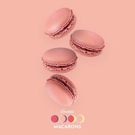 Arcadia Casa do Chocolate (Campus S. João): Macarons de Framboesa