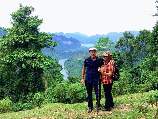 Ethnic Voyage: Dong Du village - Pumat national Park