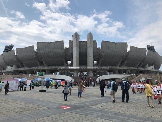 Nagano Minaminagano Sports Park Olympic Stadium