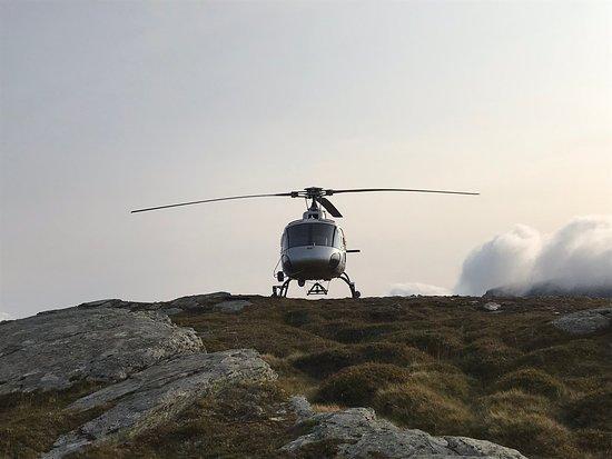 Fonnafly Helikopter