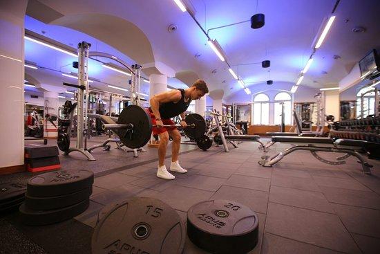 Form Factory Fitness Center Palladium