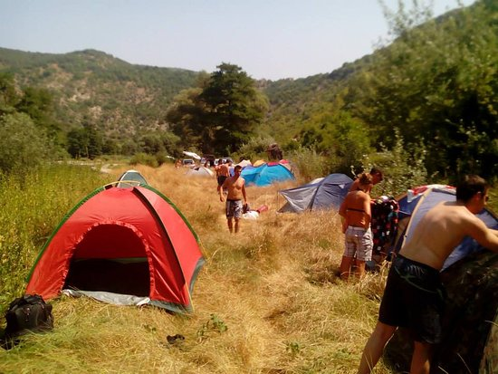 Boboshevo, بلغاريا: Trip camping in Boboshevo