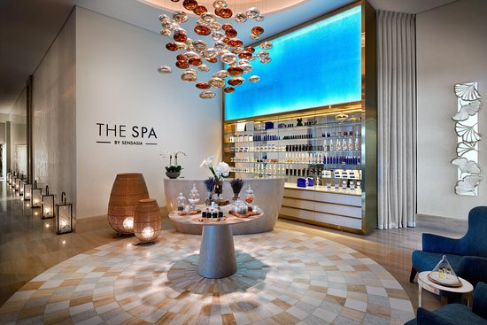 ‪The SPA by SensAsia‬