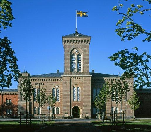 Karlsborg, Швеция: Museum and Church